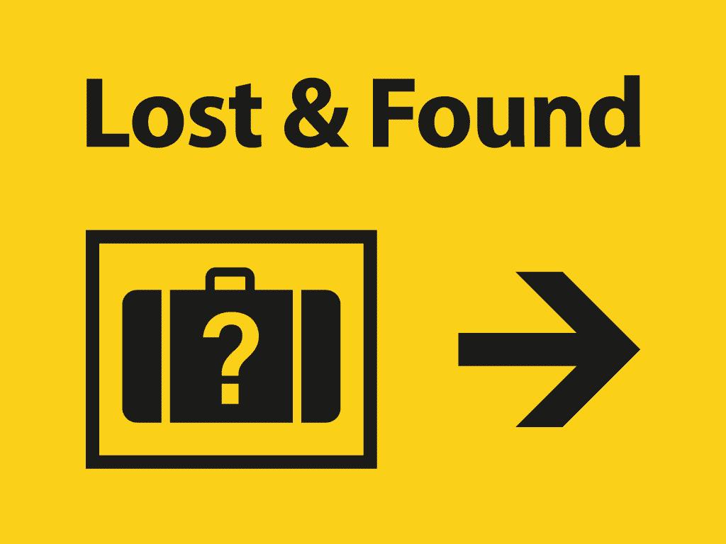 Simply Lost and Found